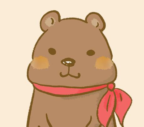 クマさん納品用04背景クリーム (2)